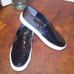ec5c096f9 Sam Edelman Shoes - Sam Edelman  Elton  slip-on sneakers EUC